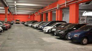 Parcheggio Coperto Malpensa